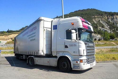 Transportes especiales nacionales e internacionales en Vigo